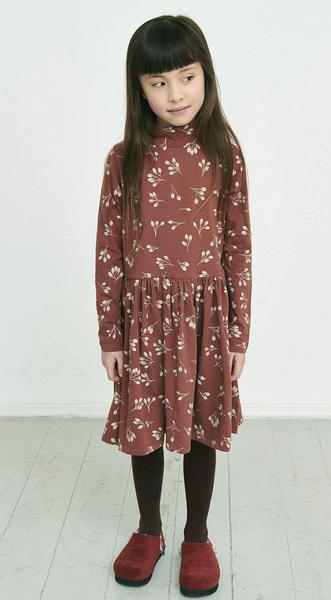 Bilde av kjole cecilie plum chutney