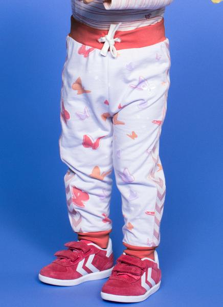 Bilde av bukse anna lilac hint
