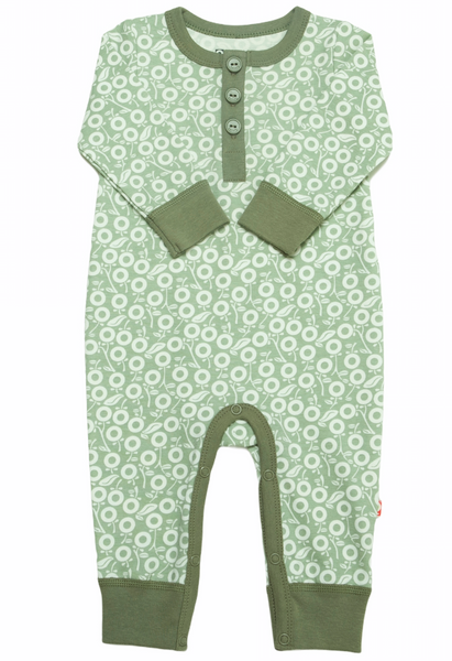 Bilde av heldress øko miniepler grønn