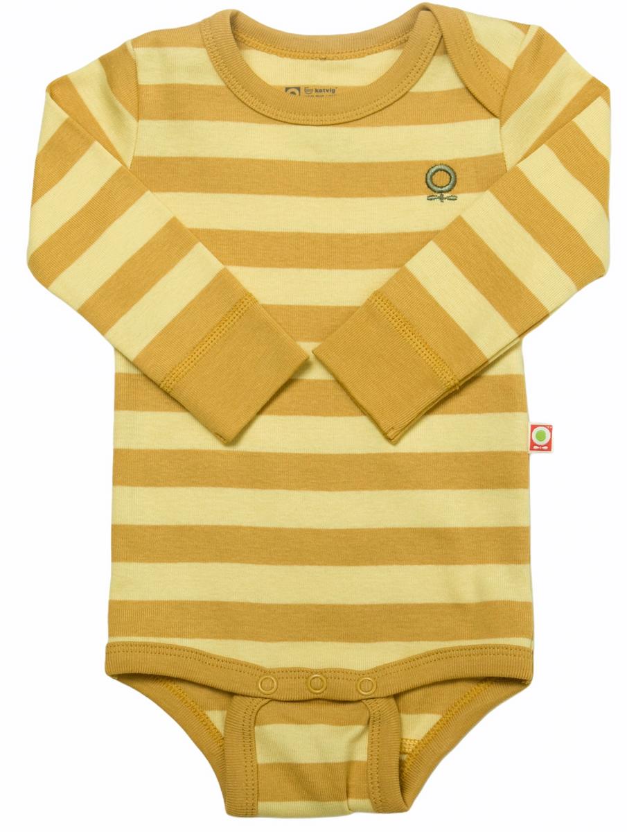 body øko gul striper