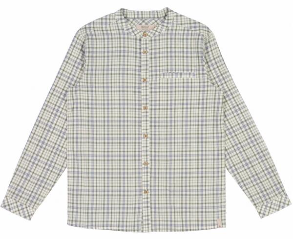 Bilde av skjorte willum eggshell check