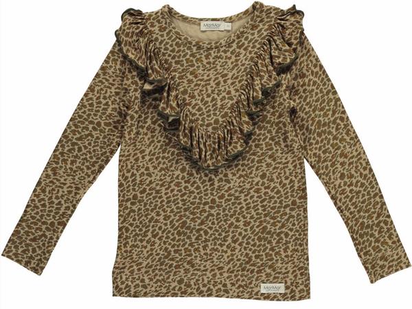 Bilde av genser taren leo leather leo